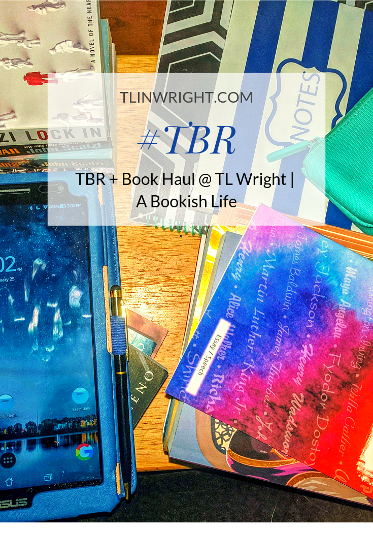 #TBR @ TL Wright | A Bookish Life