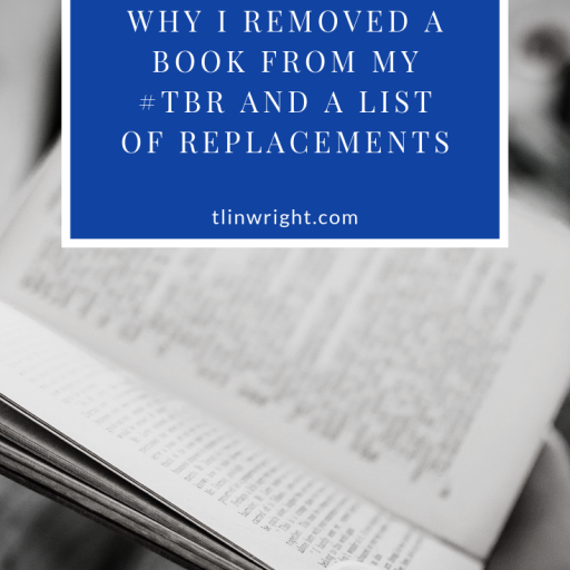 Why I removed a Book from my #TBR